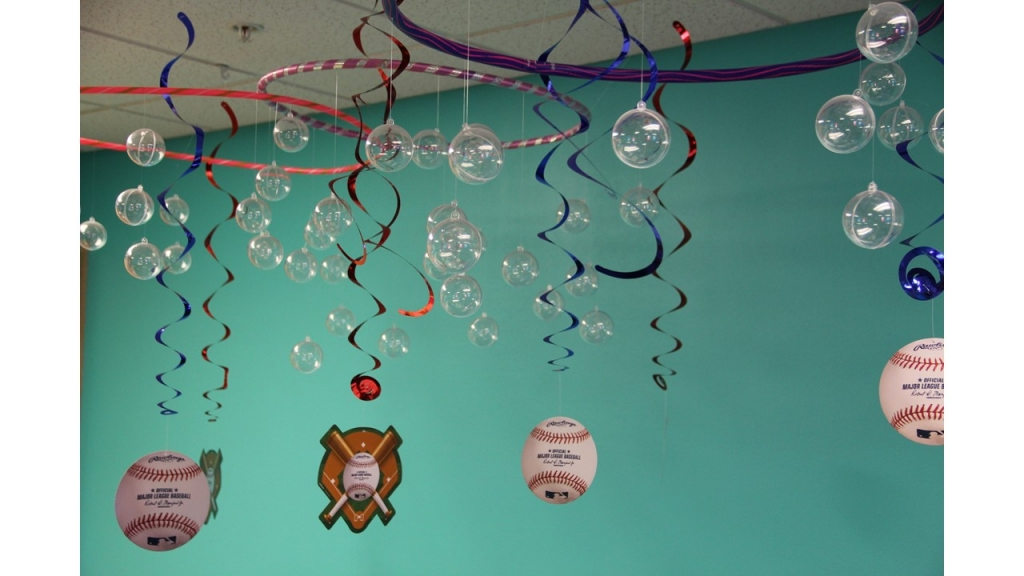 Baseball Room Decoartion