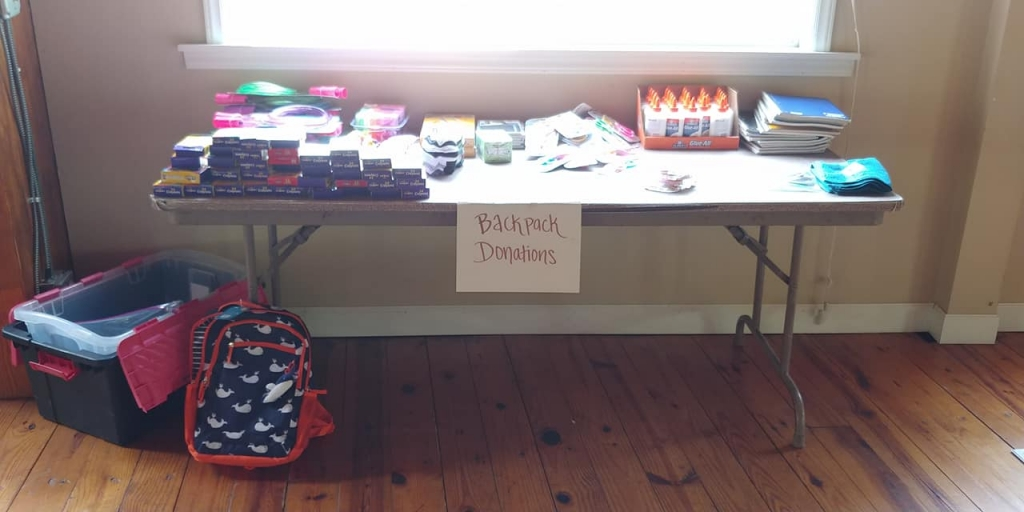 Mission Project Back Pack Ministry
